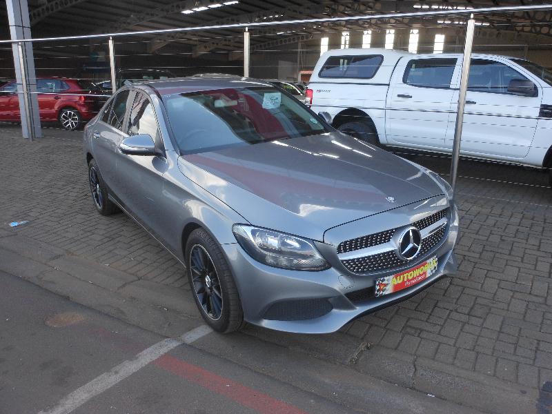 2014 Mercedes-Benz C-Class C180 auto for sale - 154